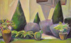 Лавандули в моята градина, Lavender in my garden