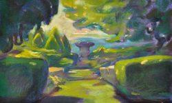 Импресионистична градина, Impresionism garden